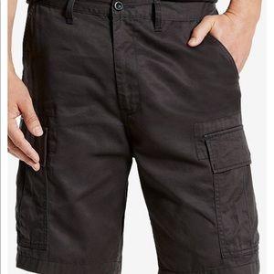Levi's Cargo Shorts Dark Grey